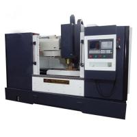 China Precision Vertical Milling Machining CNC Center VMC850 ISO 9001 Certification on sale