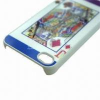 Cheap Case for iPhone, Made of PVC, PC + PVC, TPU, Silicone, PU or Real Leather for sale