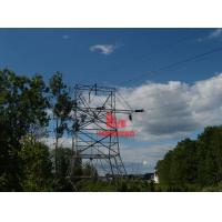 Cheap 230KV double circuit angle tower for sale