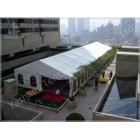 Cheap White Aluminum Structure Outdoor Party Tents 300 Sqm Amazing Wedding Marquees wholesale