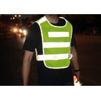 Cheap Traffic Safety Reflective vest  ,  Visible construction spot work wear for sale
