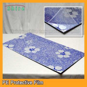 Cheap Color Coated Aluminum Sheet Protective Film , Color Coated Aluminum Coil Protective Film for sale