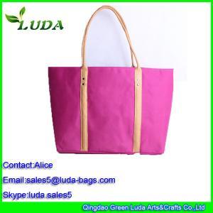 Cheap natural straw beach bag for sale