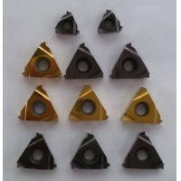 Cheap Carbide Threading Inserts for sale