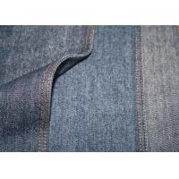 Buy cheap 11oz Twill 60 Inches Cotton Denim Fabric Blue Jeans Material W049 from wholesalers