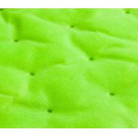 Quality Green Non Woven Polypropylene Fibre Sound Insulation Materials For Car Audio System for sale