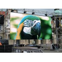 Cheap Super Slim Rental LED Displays Outdoor Flexible With 2years Warranty Led Video Wall for Stage wholesale