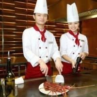 Cheap Hotel Food Service Equipment/Teppanyaki Grill for Chef Site Show for sale