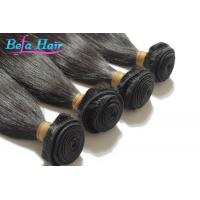 Quality Long Lasting Virgin Indian Human Hair Can Be Dyed Straight Hair wholesale