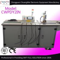 Buy cheap Thermode Soldering Machine Online Hot Bar Simultaneously Soldering Double Sides from wholesalers