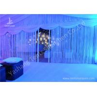 Cheap Beautiful Partition Wall Decorated Aluminum Large Outdoor Wedding Tents 20x30M wholesale