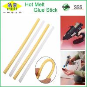 Cheap EVA Colored Hot Melt Glue Sticks For Box Sealing , 11mm Glue Gun Sticks wholesale