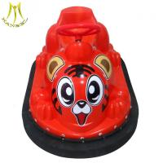 Cheap Hansel amusement park children battery operated kids bumper cars for sale