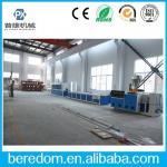 Cheap PVC/PE/PP/WPC Window door/ trunking profile extrusion line wholesale