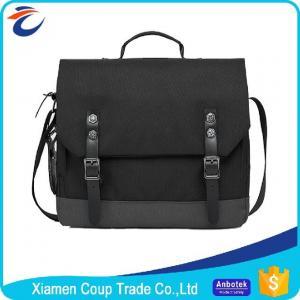 Cheap Thickened Fabric Ladies Fashion Handbags Oxford Tote Bag 39x9.5x32cm Size for sale