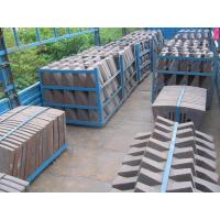 Cheap Low Cr Alloy Steel  Mill Lining Are Designed For High Abrasion Performance Good Surface Quality wholesale