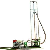 Cheap small diesel/electrical water well drilling rig for sale
