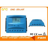 Cheap 12V 24V Home Solar Inverter Charger Solar Power Controller Intelligent 30A 40A wholesale
