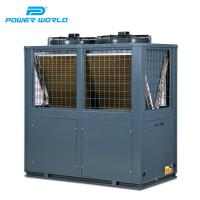 Cheap Power World popular 38kw air to air heating cooling heatpump for Europe market for sale