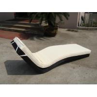 China Outdoor Rattan Furniture Sunlounger on sale