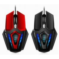 Cheap 6D Buttons 2400 dpi Laser Gaming Mouse USB Wired Professional Game mause For PC Computer Desktop mice for sale