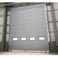China SD4600 Insulated Sectional Doors Color Coated Steel Material CE ISO9001 on sale