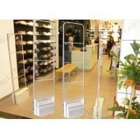 Cheap Mono / Dual Supermarket Security Gates 8.2MHz Free Combination Of Multi Channel for sale