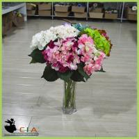 Cheap Birthday Gift Artificial Flower Bouquet Artificial Silk Flower Bloom for Party Anniversary for sale