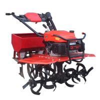 Cheap chinese cheap farm equipment rotavator mini gas cultivator  with tiller blade for sale