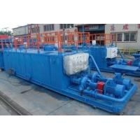 Cheap API&ISO certificate Drilling mud circulation Systems with Simense Schneiner Oli motor for sale