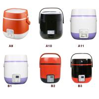 Cheap Drum Shape 1.2L Mini Electric Rice Cooker 2 Cup Mini Rice Cooker For Traveling for sale