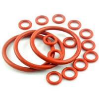 China White Silicone O Rings Seal Gasket Washer For Automotive Industry Spare Parts on sale