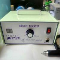 China High speed electric portable brushless micromotor (dental lab polishing instruments with LED display) on sale