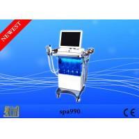 Cheap 100kpa Vacuum Pressure Hydro Facial Beauty Machine With Water Oxygen Activating Effect wholesale