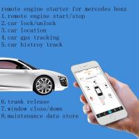 Cheap Remote Engine Starter  Car Engine Lock From Smartphone Engine Lock/unlock By App Car Alarm GPS Tracking Worldwide for sale
