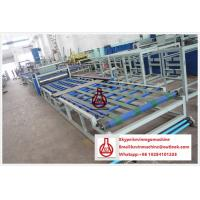 Cheap Compact Structure Sandwich Panel Production Linewith Double Ways Roll In Technology for sale