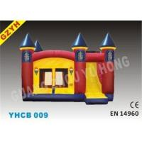 Cheap 5 in 1 Children Inflatable Combo Bouncers Castle Slides YHCB-009 for Home for sale