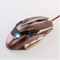 Cheap Custom USB smart key 7 eSports Gaming Mouse 800/1200/1800/2400DPI 7 buttons wired notebook mouse CF for sale