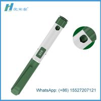 Cheap Customized Disposable Insulin Pen With 3ml Cartridge In Green Color for sale