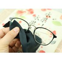 China Soft Microfiber Glasses Cloth Environmental Protection For Piano / Mobile Phone on sale