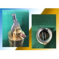 Cheap Custom Brass Steel Fm200 Cylinder Valves With Manual Actuator for sale