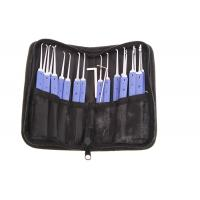 Cheap KLOM 18-Piece Lock Pick Set Professional Lock Picking Kit for sale