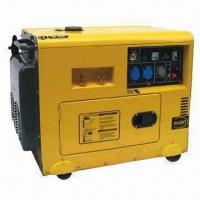 Cheap HSDW Air-cooled Dual Diesel Welding and Power Generator with Electric Starting Type for sale