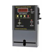 Cheap alcohol tester Type breathalyser coin opperated alcohol tester for sale