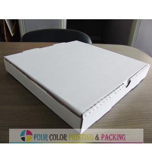 Cheap Customized Corrugated Pizza Box for sale
