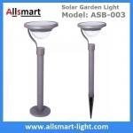 Cheap Solar lawn lights ASB-003 solar garden landscaping light with spike solar pathway light outdoor garden spike lights for sale