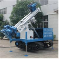 Cheap Self - Walking Track Mounted Water Drilling Machine , Water Drilling Rig for sale