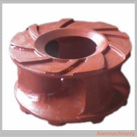 Cheap Red Stainless Steel Centrifugal Pump Parts Abrasion Resistance Easy Maintenance for sale