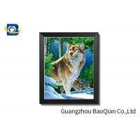Buy cheap Fashionable 3D Effect 5D Lenticular Printing Picture For Home Decoration from wholesalers