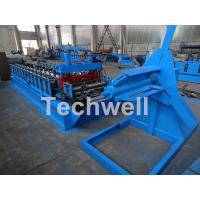 Quality 0.8-1.5mm Thickness Cold Roll Forming Machine For Making Traverse Machine With wholesale